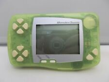 WS -- Wonder Swan Console Sherbet Melon -- WonderSwan, JAPAN Game Bandai. 32133