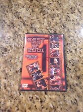 BEST OF THE WWF 2001 Viewers Choice (DVD) WWE *SUPER RARE*