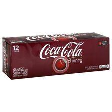 Coke Cherry Soda 12 pack