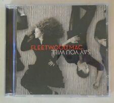 FLEETWOOD MAC ~ Say You Will ~ CD ALBUM ENHANCED