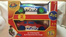 Zoom Zone Remote Control Racing Two Car Set