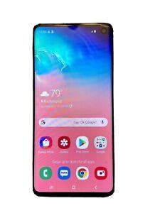 Samsung Galaxy S10 SM-G973U - 128GB - Prism White (T-Mobile) (Single SIM)