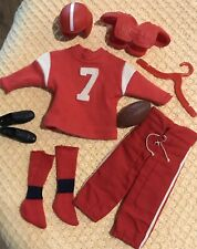 Barbie Vintage Ken 1963 Touchdown #799 Football Outfit Complete Vgc