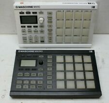 LOT OF 2 Native Instruments Maschine Mikro  Recording Interface AS IS