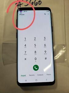 IMPERFECT Samsung Galaxy S8+ G955U CDMA & GSM Unlocked Smartphone