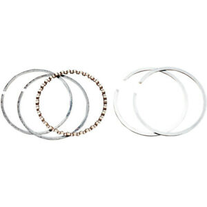 Hastings Piston Ring Set - Twin Cam - Standard | 2M4941