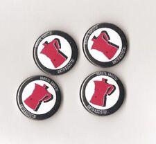 1x Barista Barista Antifascista Button Anti Nazi Antifa Punk Kaffee gegen Nazis