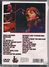 rare DVD PROMO ONLY 70's maybe i'm amazed LET'EM IN silly love songs YESTERDAY