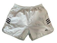 vintage adidas 2000er Glanzshorts Damen Hose Shorts Sporthose Gr. 40 L VS7