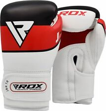 RDX Boxing Gloves 6 oz Kids Training Youth Leather Children Mitts Punching Glove