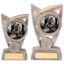 MARTIAL ARTS MMA TROPHY TRIUMPH SERIES AWARD 2 SIZES  FREE ENGRAVING PL20418 TSA