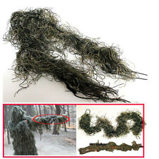 3D Camouflage Rifle Gun Wrap Cover For Camo Yowie Ghillie Sniper Paintball 59in
