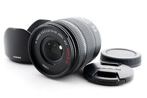 Panasonic Lumix G Vario H-FS1442 14-42mm f/3.5-5.6 O.I.S [Exc w/Hood [Y087]