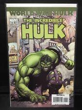 The Incredible Hulk #110 Marvel Comic (2007) Sharp Unread Copy! WW Hulk