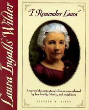 I Remember Laura by Stephen W. Hines (1994, Hardcover)