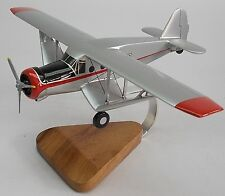 Bellanca Aircruiser Private Airplane Desktop Wood Model Big New