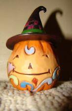 Jim Shore Heartwood Creek - Mini Pumpkin Figurine