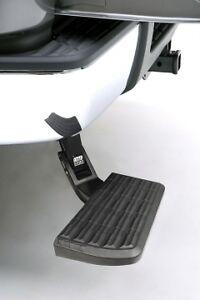 Amp Research BedStep Bumper Step 99-07 Chevy Silverado & GMC Sierra Classic Body