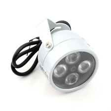 4 Array IR LED Illuminator Light Infrared Night Vision CCTV Fill Light Camera UK