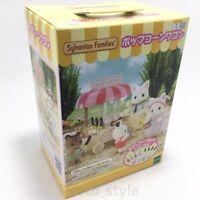 Epoch Calico Critters Sylvanian Families shop popcorn wagon Mi-68 JAPAN