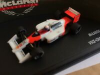 MINICHAMPS McLAREN F1 & F1 GTR road model cars Prost Berger & Hakkinen 1:87th