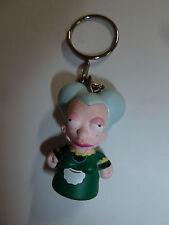 "Kidrobot X Futurama Mom vinyl keychain key ring fob 1.5"" evil cartoon character"