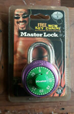 Master Lock Combination Style New