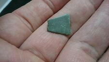 Lovely Viking Bronze votive axe pendant part could be still drilled & worn L441