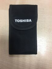 TOSHIBA Camera  Case Bag With Belt Attachment