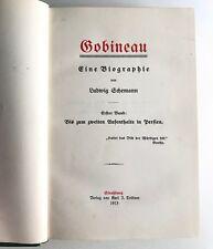 Gobineau biografía, Joseph Arthur de Gobineau, historia, biografías,