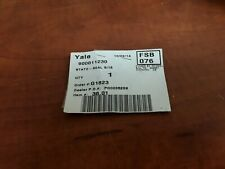 Yale Stato - Seal 5/16 900011230