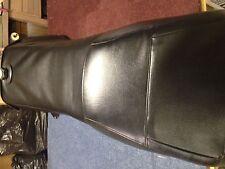 1996-2002 Polaris Snowmobile Seat Cover Black. Fits Most XLT, RMK & SKS