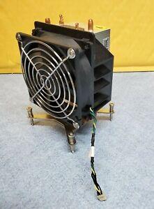 HP CPU Heatsink and fan P/N 631571-001