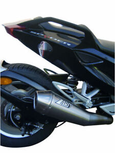 Zard Slip-On Course Silencieux Rond Conique Can Am Spyder