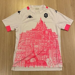 Stade Francais Paris Rugby Shirt (XL) 2019 / 2020 [Kappa]