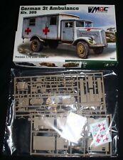 Opel 3t Ambulance in 1/72 von MAC