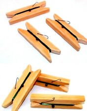 6 x BRAND NEW Hand Made HAND LINE FISHING  Compact 15cm - Boating - Fishing