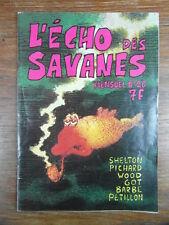 BD CURIOSA SEX HUMOUR / L ECHO DES SAVANES / No 20  1976
