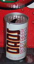 DADS ROOT BEER STEEL CAN