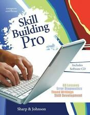 Skill Building Pro (with CD-ROM and User's Guide)-ExLibrary