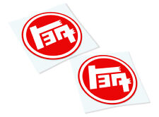 Toyota TEQ Classic Retro Car Motorcycle Decals Stickers