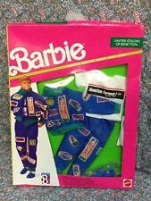 Barbie KEN United Colors of Benetton Fashions RACE CAR DRIVER (1990)