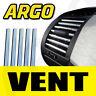 CHROME AIR VENT STRIP TRIM GRILLE CAR VAUXHALL ASTRA CONVERTIBLE