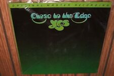 YES ~ CLOSE TO THE EDGE LP SEALED MINT ORIGINAL AUDIOPHILE  MFSL PRESS