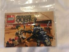 """Lego Pharaoh's Quest """"Scarab Attack� #7305"""