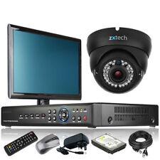 Matériel domotique et de sécurité kits complets vidéosurveillances