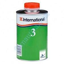 International Thinner No.3 Diluente per antivegetative, Trasparente, 500 ml