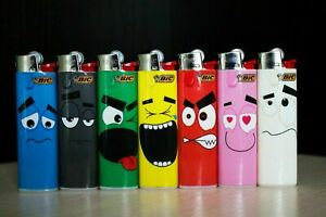 BIC Special Edition lighters