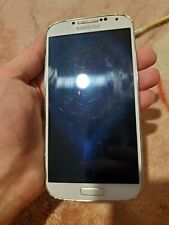 Samsung Galaxy S4 Frost White (Verizon) Smartphone ONLY