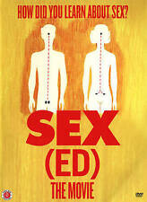Sex(Ed) the Movie (DVD, NEW, 2015 Release) How Did You Learn About SEX ?